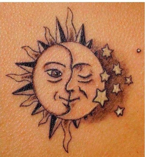 481x521 Half Sun Half Moon