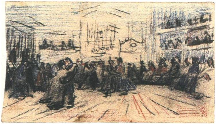 750x430 Dance Hall By Vincent Van Gogh