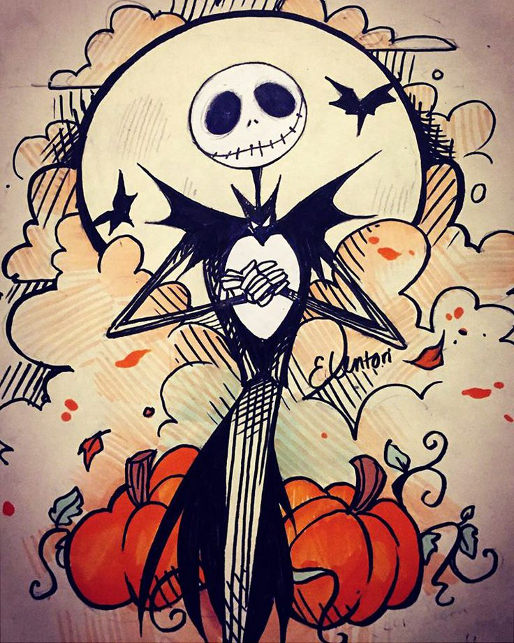 736x920 Pictures Of Halloween Drawings Fun For Christmas