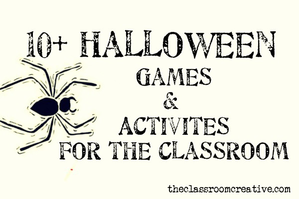 600x400 Halloween Games And Activities For The Classroom