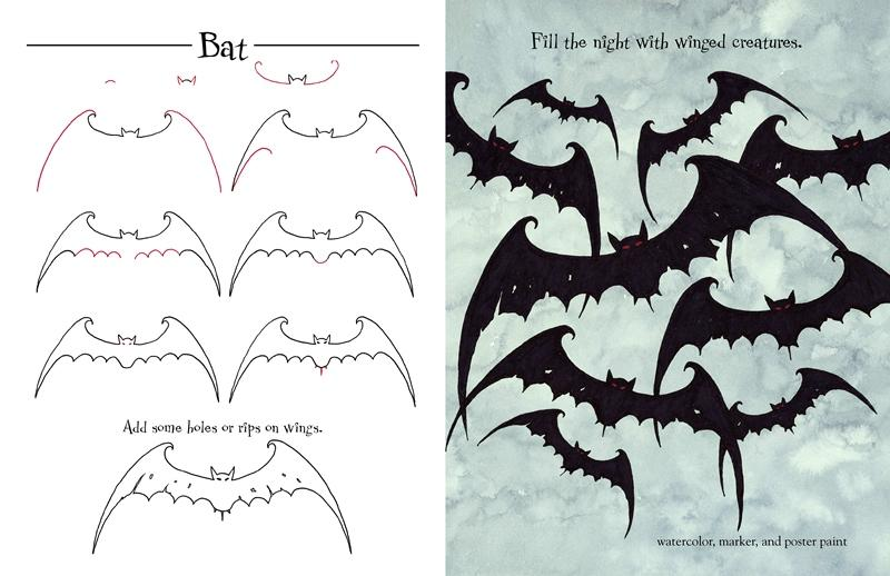 800x518 Ralph Masiello's Halloween Drawing Book Charlesbridge