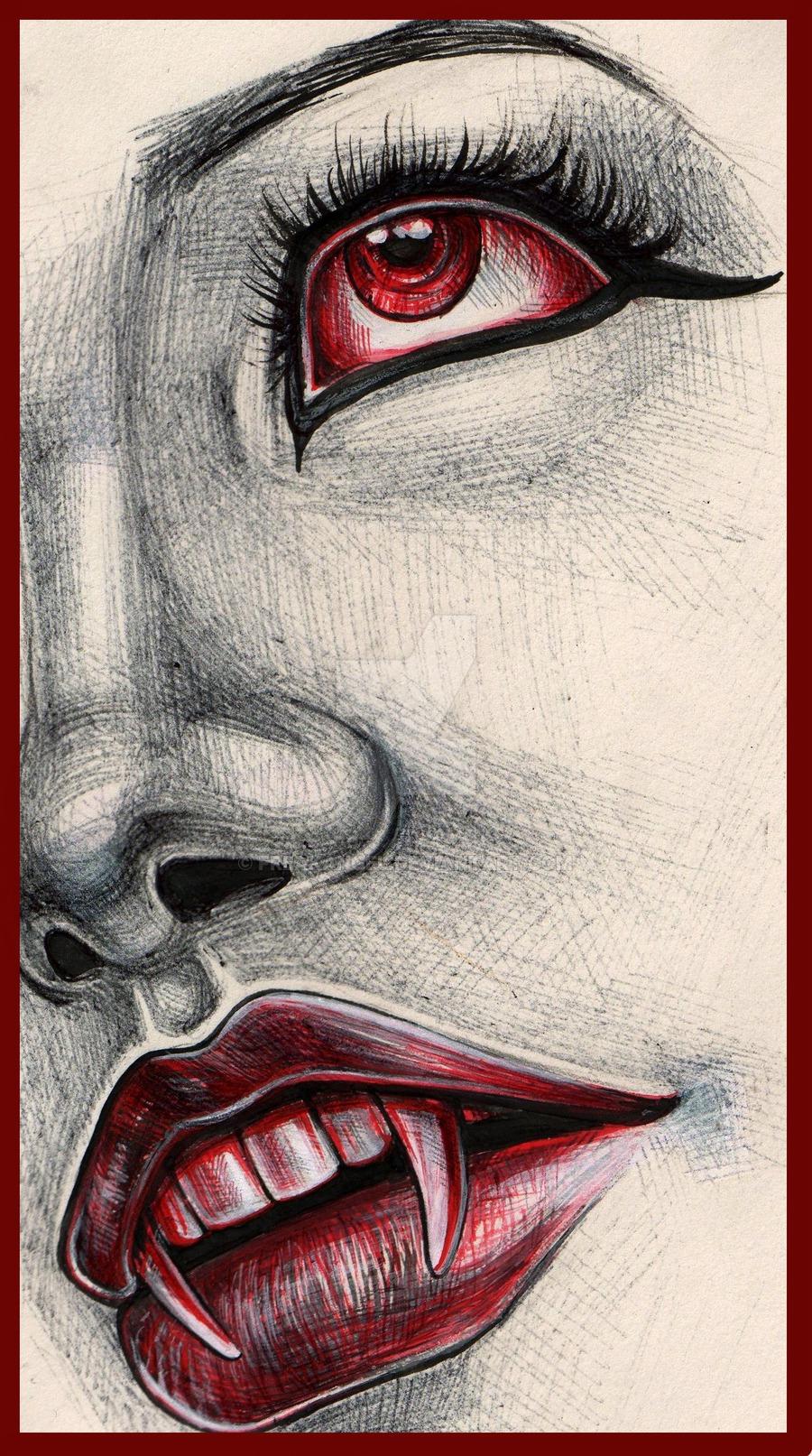 900x1613 Halloween Drawing By Freakangel