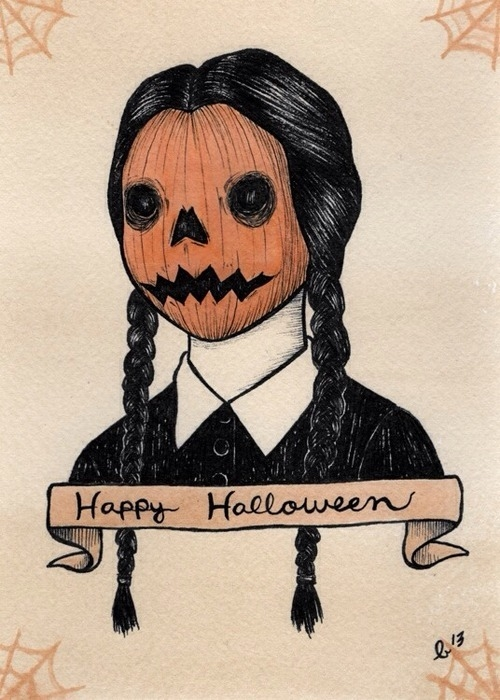 500x700 Happy Halloween Drawing Pictures, Photos, And Images For Facebook