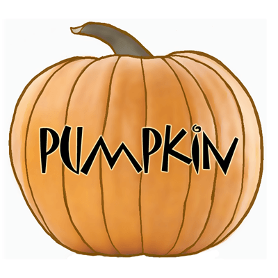 400x400 How To Draw A Pumpkin For In Easy Step By Drawing