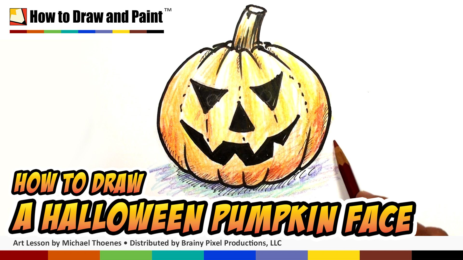 halloween pumpkin drawing for kids at getdrawings com free for