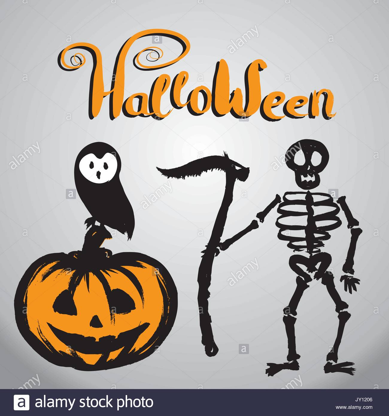 Halloween Skeleton Drawing at GetDrawings.com | Free for personal ...