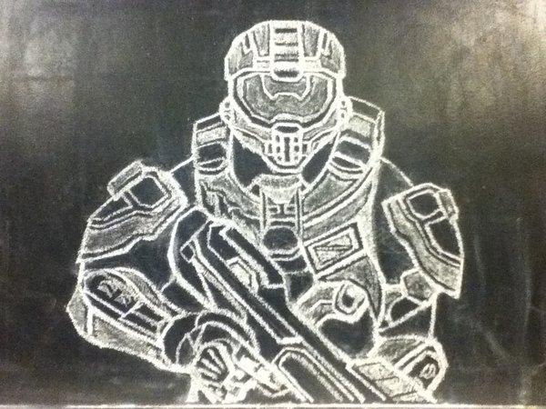 600x450 Master Chief (Halo 4 Version) By 0mni42