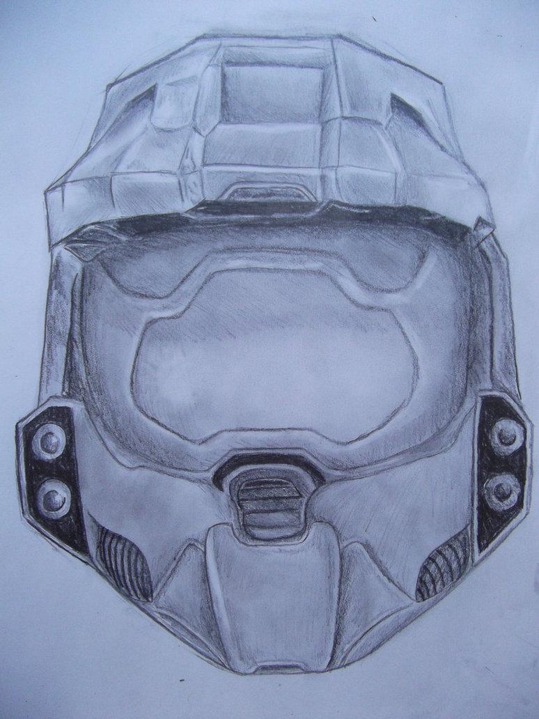 774x1032 Halo Master Chief Helmet By Freakzzzzz