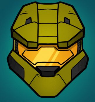 325x350 How To Draw Master Chief Easy, Halo, Step By Step, Video Game
