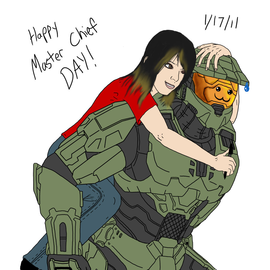 900x900 Happy Master Chief Day By Guyver89