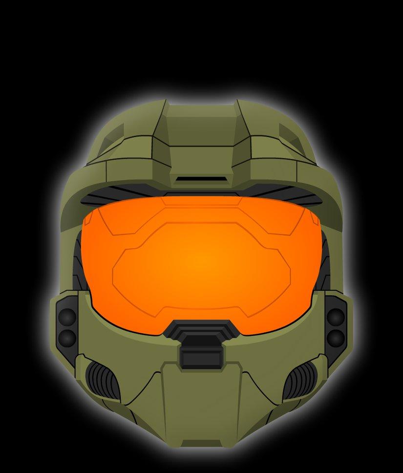 825x968 Master Chief Helmet By Yurtigo