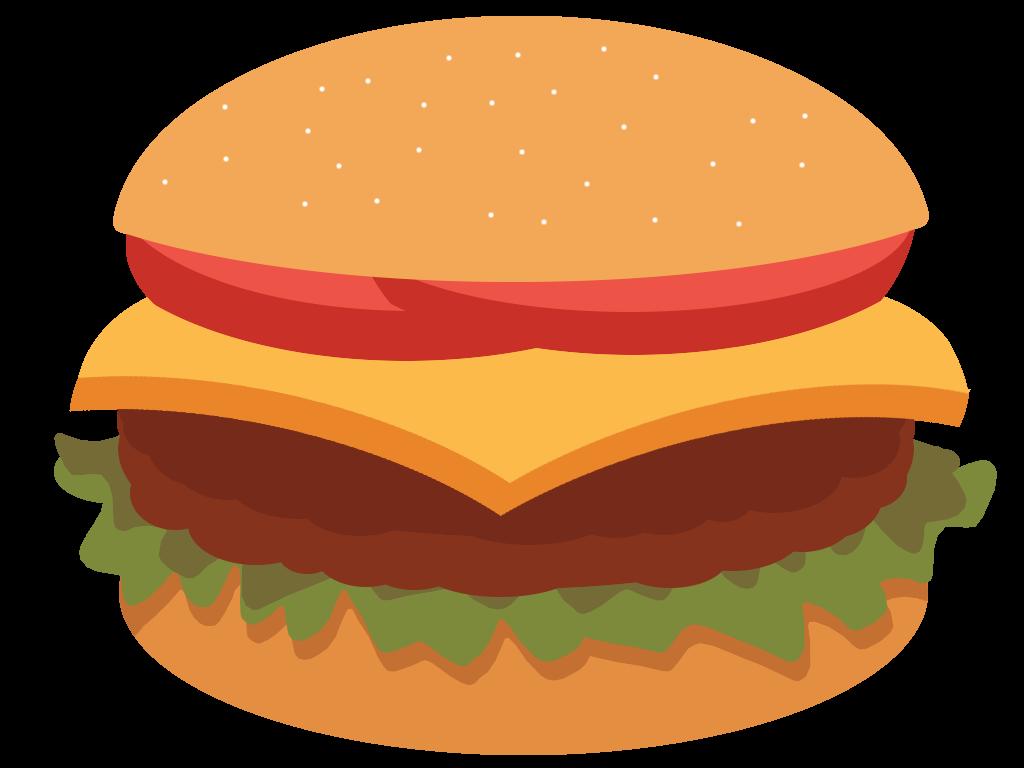 1024x768 Drawing Hamburger By Neversaynotome
