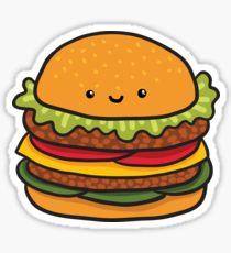 210x230 Hamburger Drawing Stickers Redbubble