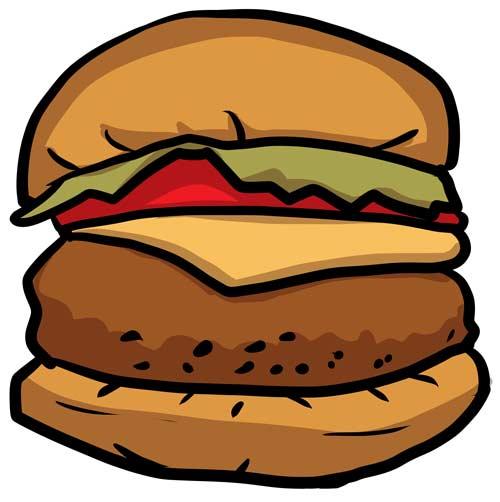 hamburger drawing at getdrawings com free for personal use