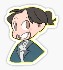 210x230 Alexander Hamilton Drawing Stickers Redbubble