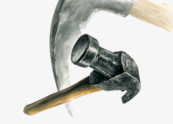 564x407 Hammer, Black Hammer, Drawing Hammer Png Image And Clipart