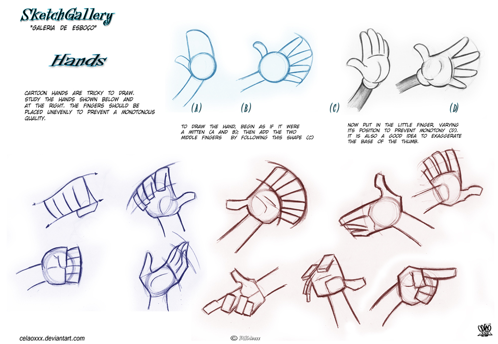 1000x692 how to draw hands by celaoxxx by celaoxxx on deviantart