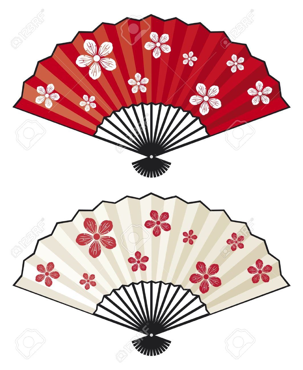 Hand Fan Drawing At Getdrawings Com Free For Personal