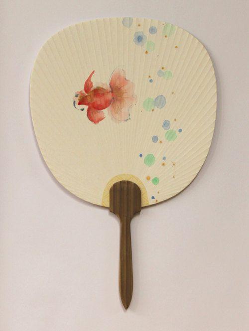 500x666 Japanese Fan, Fish Drawing, Goldfish Drawing, Hand Fan Drawing