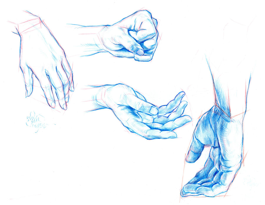 900x695 Hands Are Hard To Draw By Abdonjromero