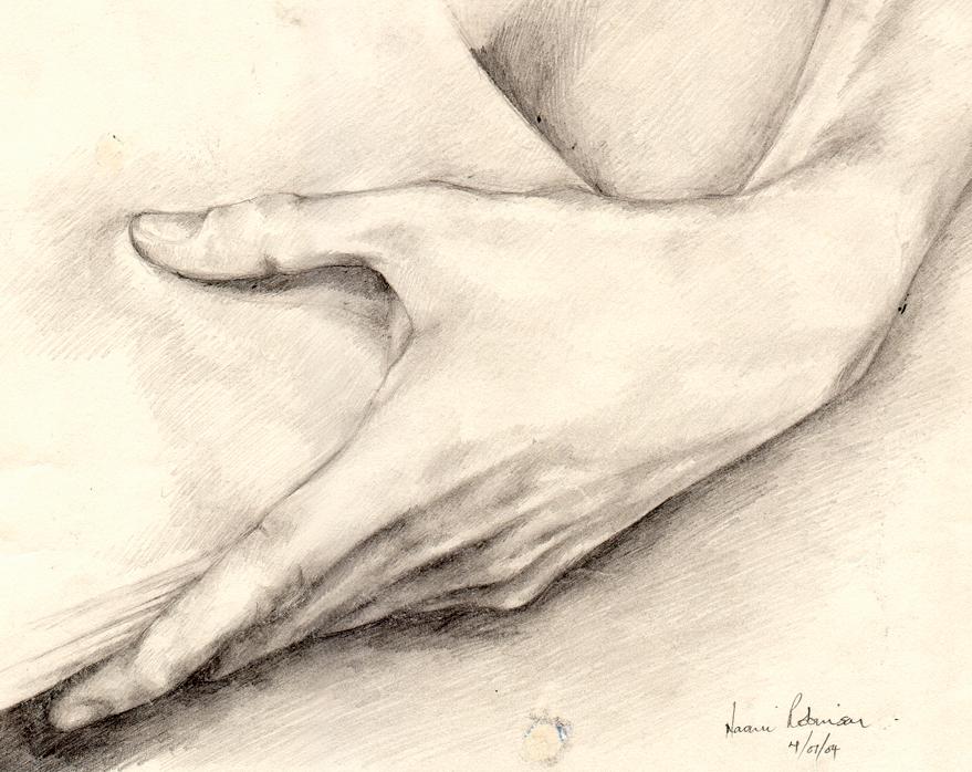 879x698 Naomi Robinson's Art Figure Drawing And Sketching