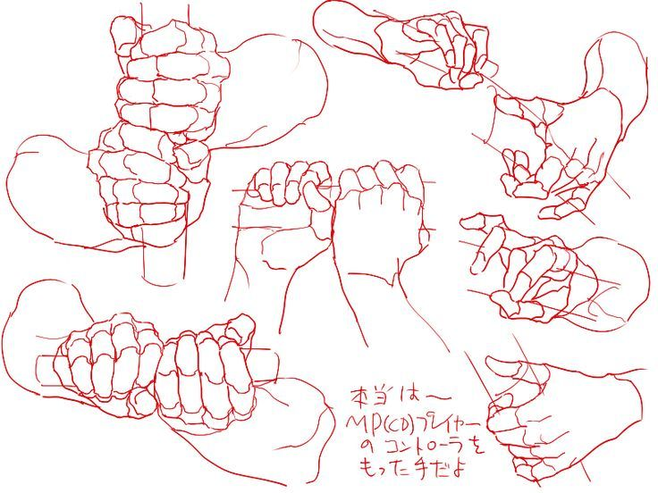 736x552 Image Result For Hand Grip Around Reference Drawing Hands