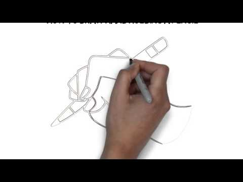 480x360 How To Draw Hand Holding A Pencil