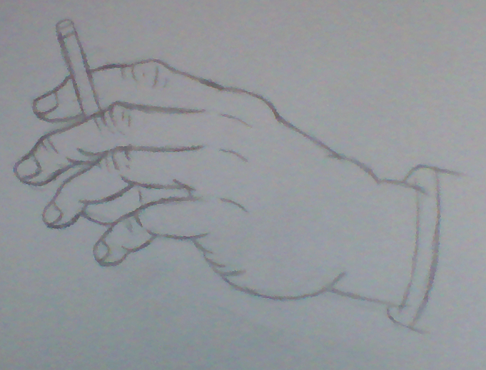 681x519 Drawing Hands