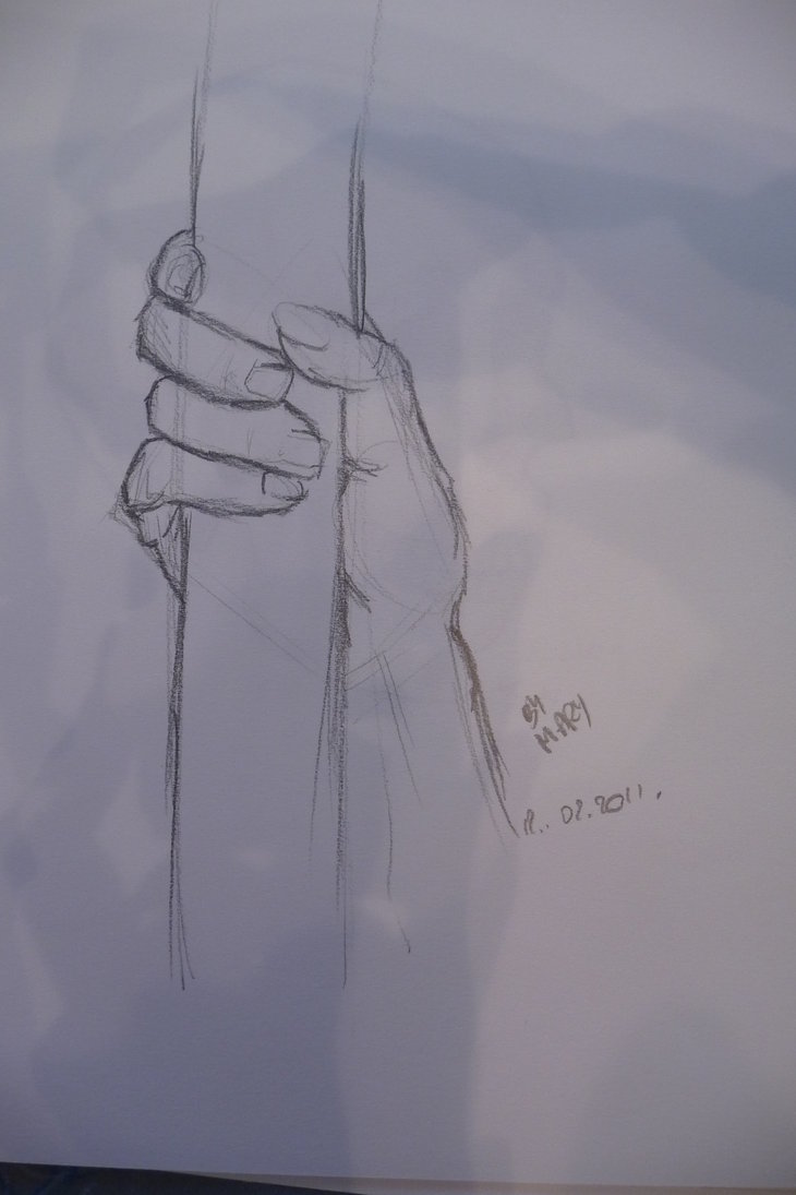730x1095 Hand Holding Something By The Magpie