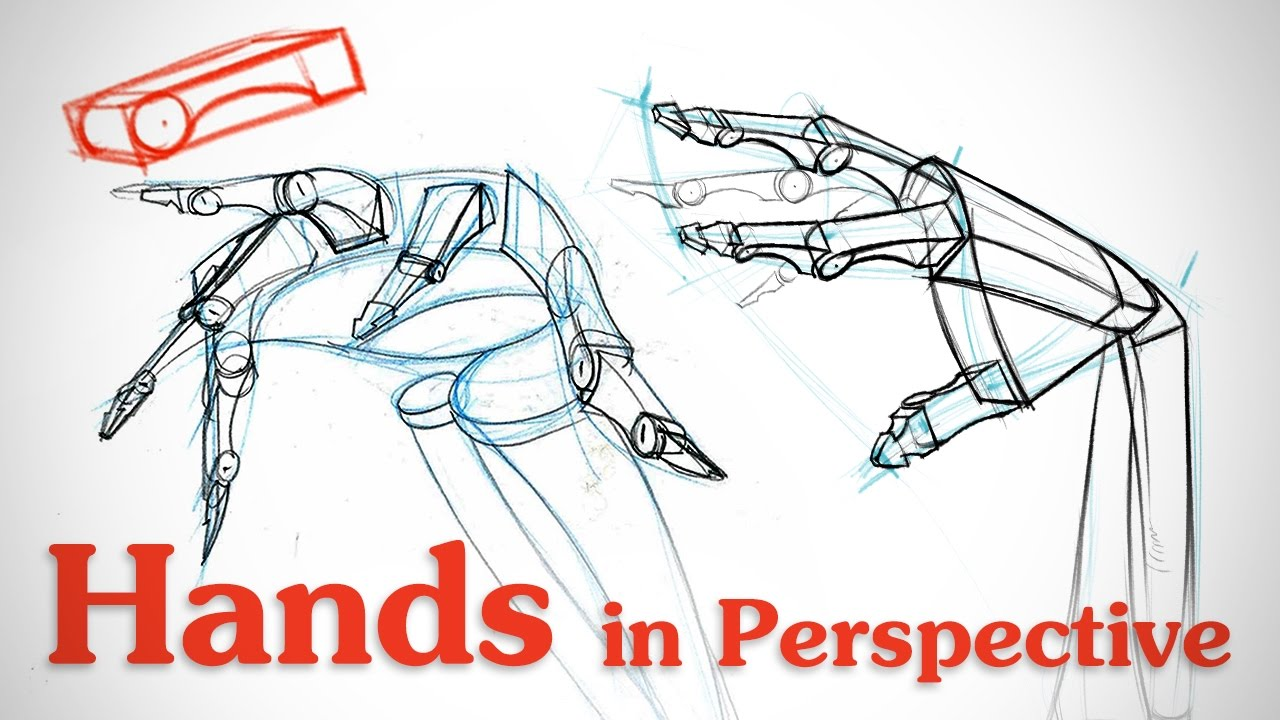 1280x720 Drawing Hands In Perspective