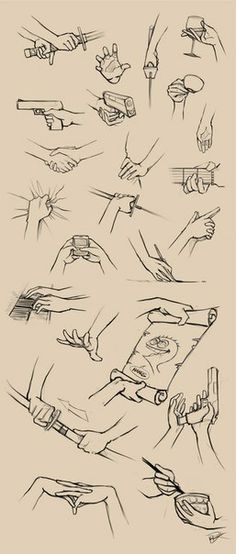 236x554 Hand Position Drawing Tutorials Drawings, Drawing