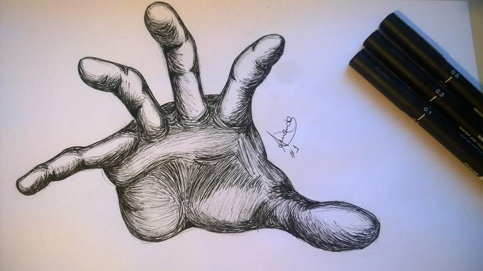 960x540 Hand Reaching Out By Amygabymoon