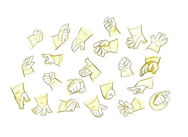640x467 164 Best Hands And Feet Reference Images On Drawing