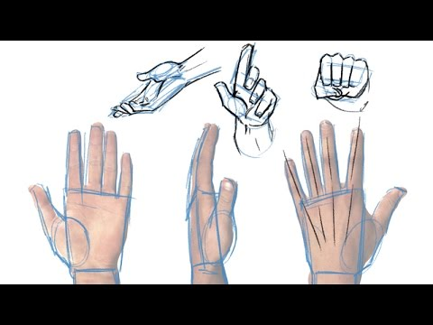 480x360 A Quick And Simple Guide To Drawing Hands