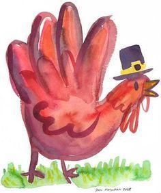 236x282 Kids Turkey Crafts October 2013, Turkey Craft And Thanksgiving