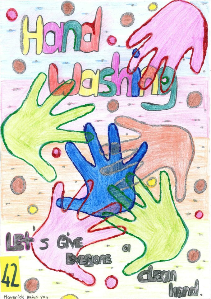 679x960 Global Hand Washing Art Competition 2012 We Have A Winner St