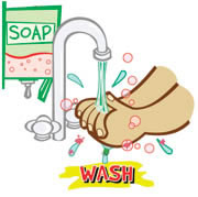 180x179 Proper Hand Washing Tips To Prevent Infection Reflections Of Pop