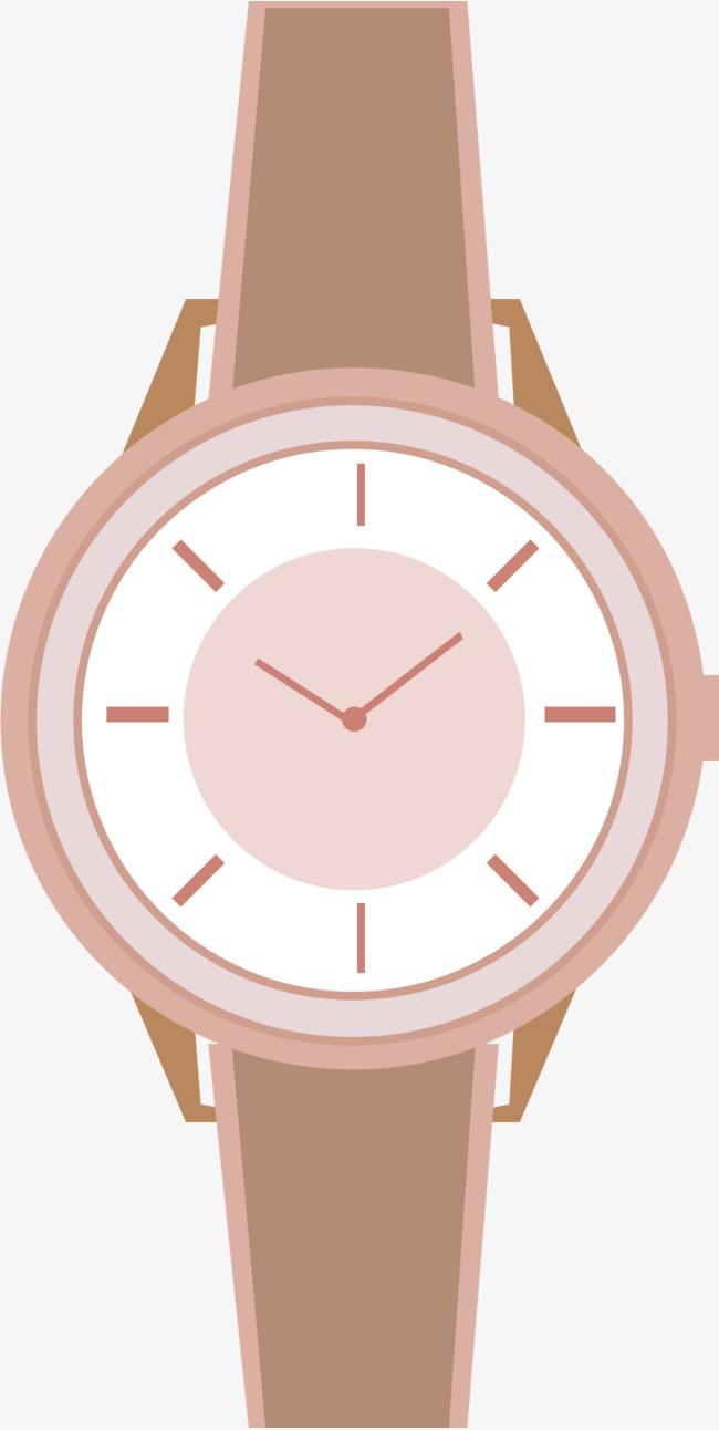 650x1292 Vector Hand Watch, Wrist Watch, Vector Diagram, Hand Drawing Png