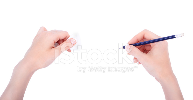 799x415 Hands With Pencil Drawing Something Stock Photos