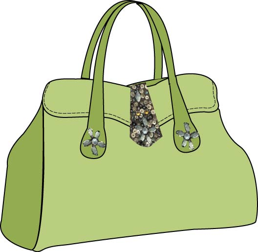 528x515 How To Design And Sketch A Handbag In Illustrator