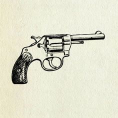 236x236 Step By Step Tutorial How To Draw A Cartoon Pistol,