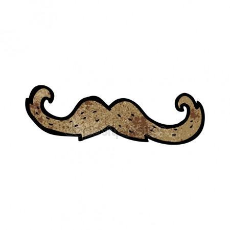 450x450 Handlebar Mustache Stock Vectors, Royalty Free Handlebar Mustache