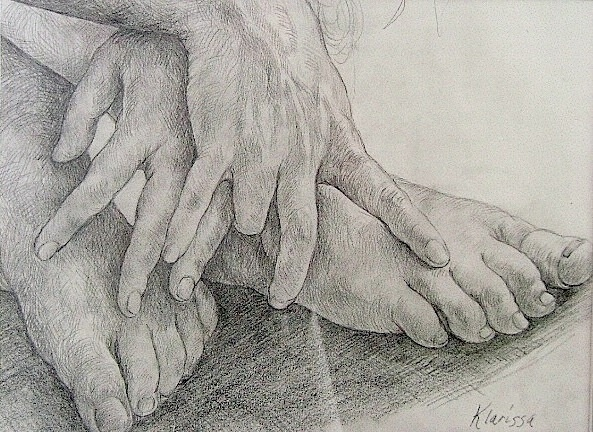 593x432 15 Best Drawing Hands And Feet Images On Drawing Hands