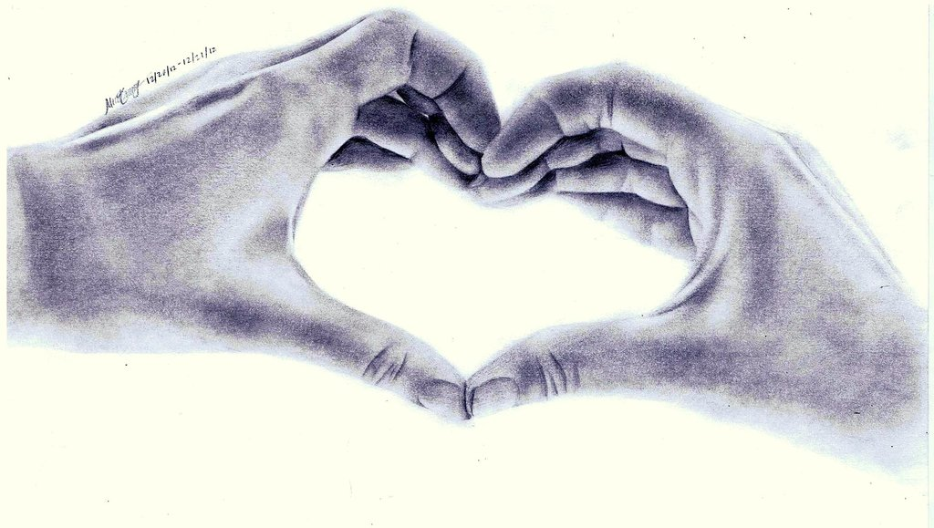 1024x579 How To Draw Heart Hands Step By Step Symbols Pop