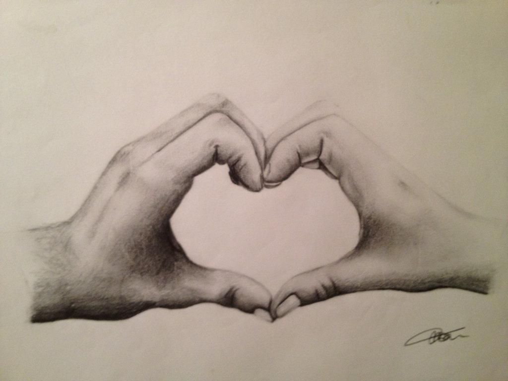 1024x768 Heart In Hands By Steveweeks699
