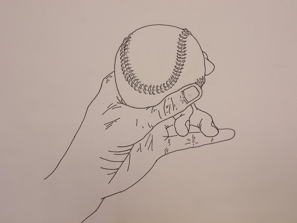 Line Art Hand : Hands holding objects drawing at getdrawings free for