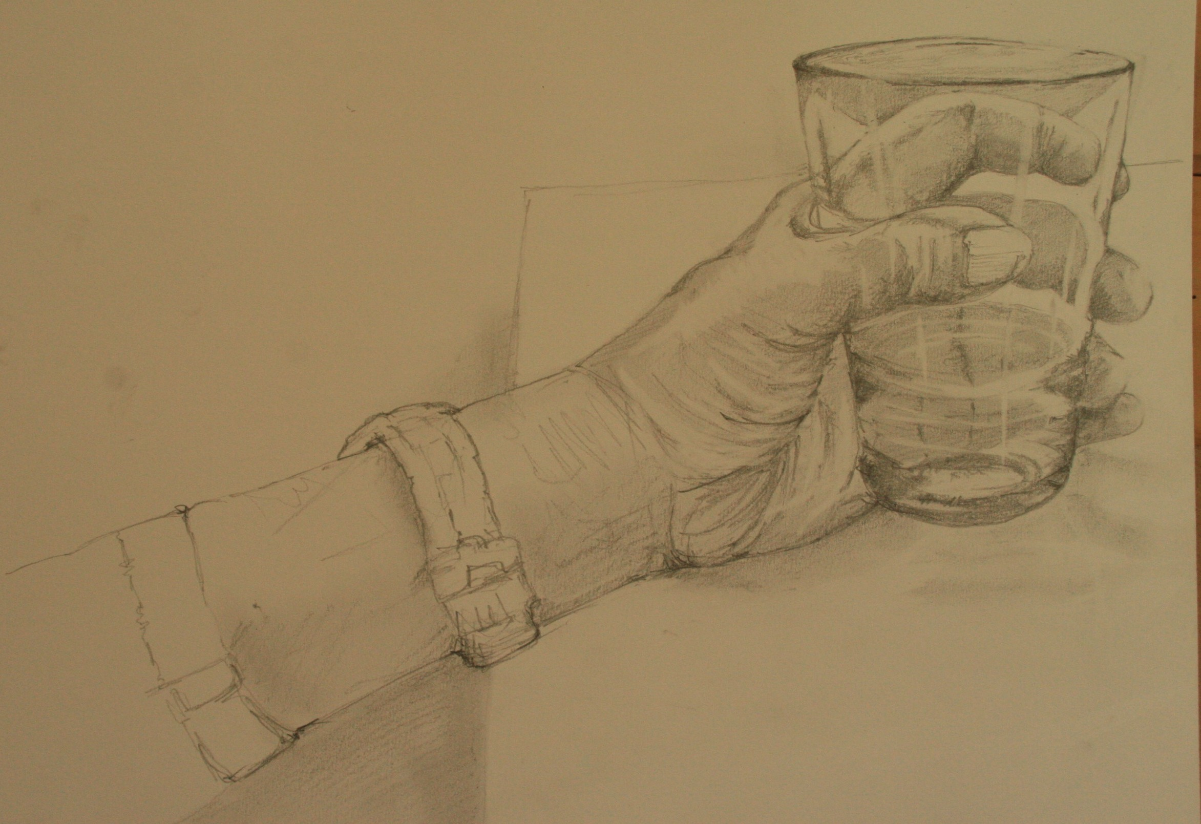 2345x1609 Phil Reynolds Fine Art Hands Holding A Glass