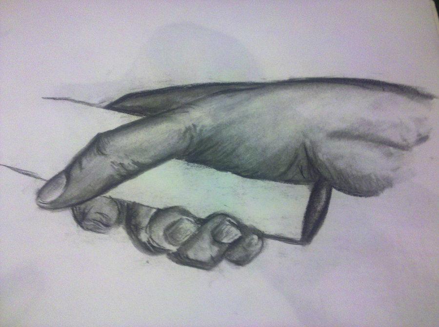 900x672 Hand Holding Object Study By Mattmancool34