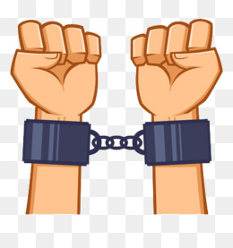 260x277 Handcuffed Hands Png Images Vectors And Psd Files Free