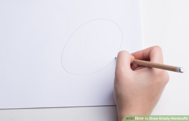 728x466 How To Draw Empty Handcuffs (With Pictures)